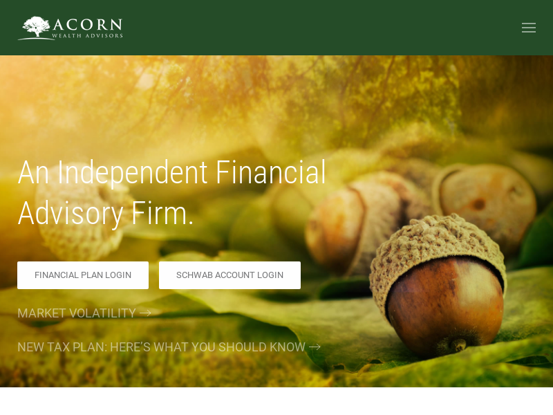 Financial Advisor, Grand Blanc, MI | Acorn Wealth Advisors