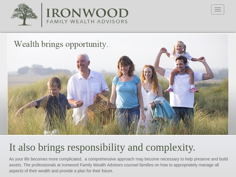 Ironwood Family Wealth Advisors