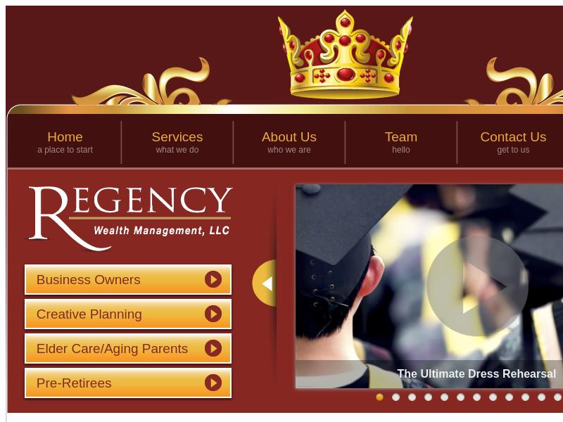 Regency Wealth Management, LLC