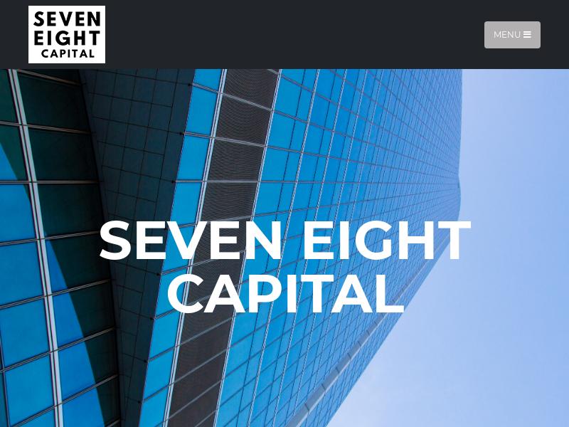 Seven Eight Capital