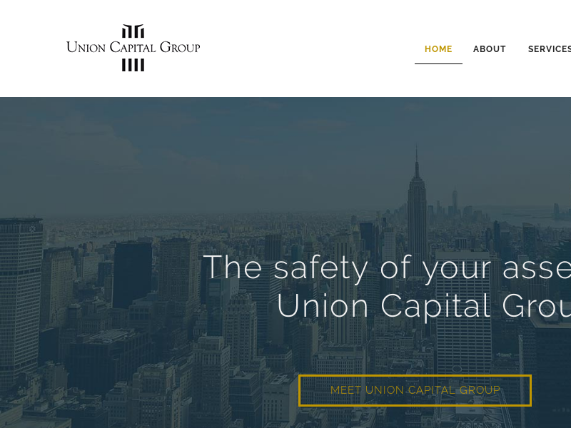 Union Capital Group | Home | Asset Management, Investment, Advisory ,Brokerage ,Institutional Tailor-made Solutions - New York