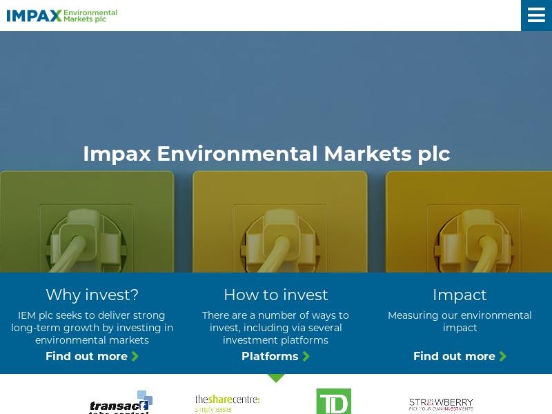 Impax Environmental Markets | Impax Environmental Markets
