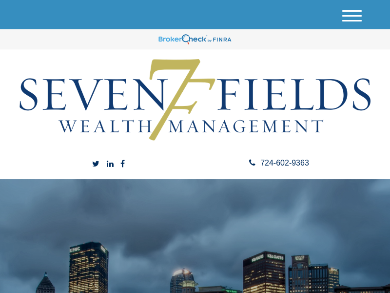 Home | Seven Fields Wealth Management