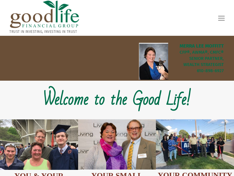 Welcome to the Good Life! - Welcome2TheGoodLife