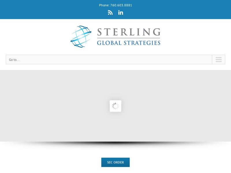 Sterling Global Strategies