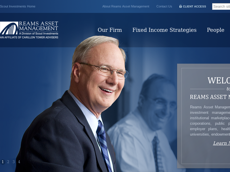 Reams Asset Management | Investment Management Company - Division of Scout Investments