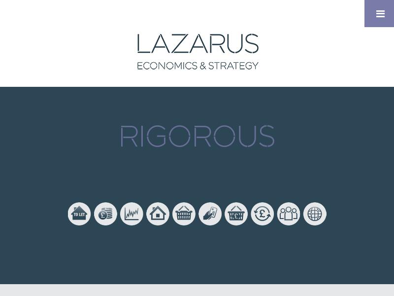 Mclean Lararus – Economics & Strategy