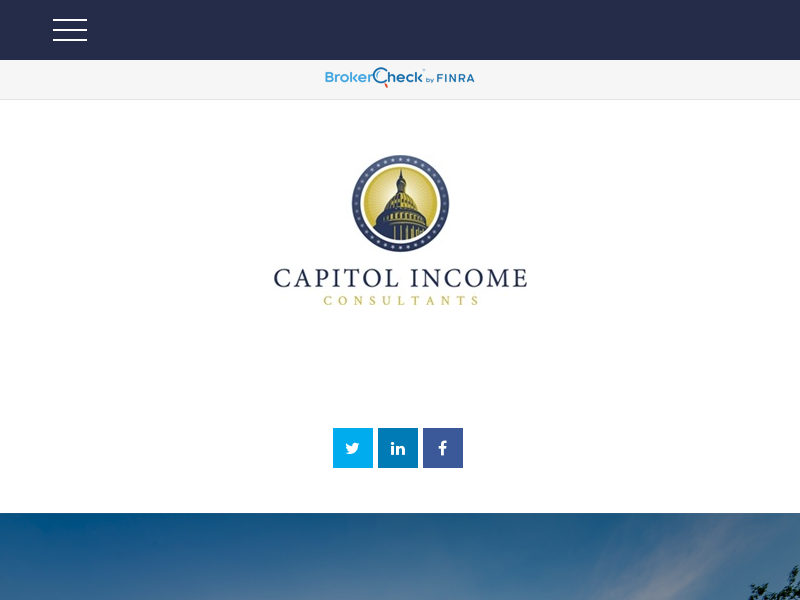 Home | Capitol Income Consultants