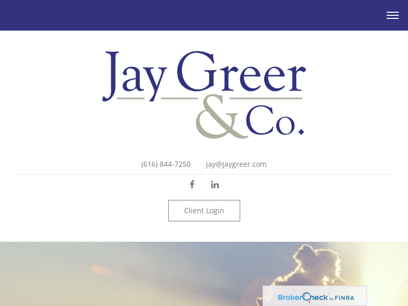 Home | Jay Greer & Co.