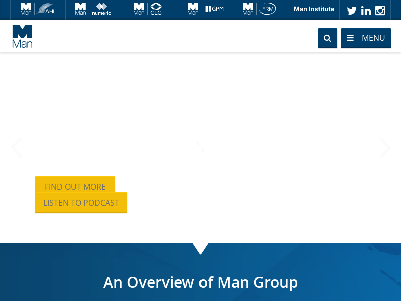 Man GPM - a global infrastructure for private markets asset classes | Man GPM