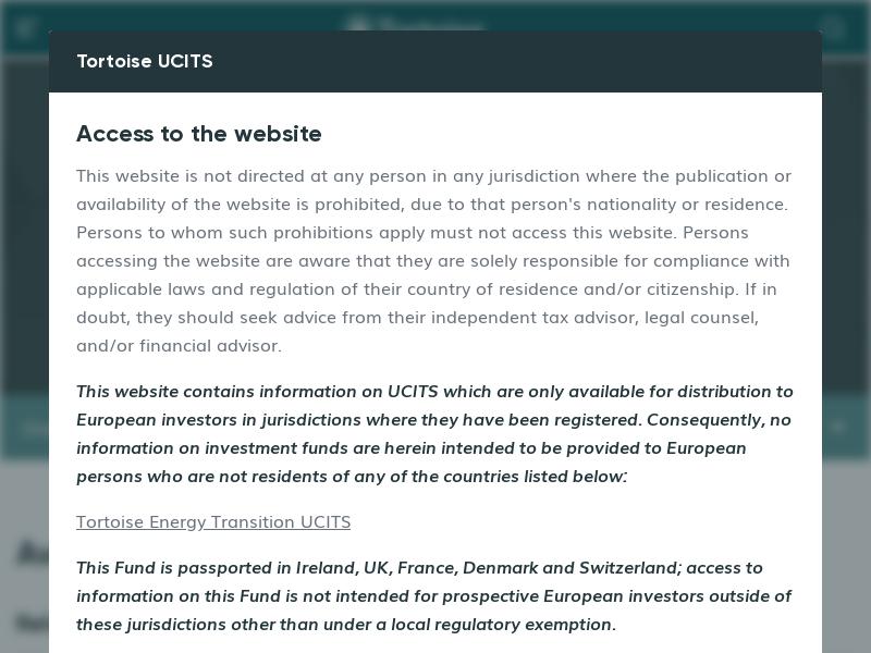 UCITS