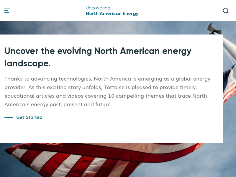 Home | Uncovering North American Energy