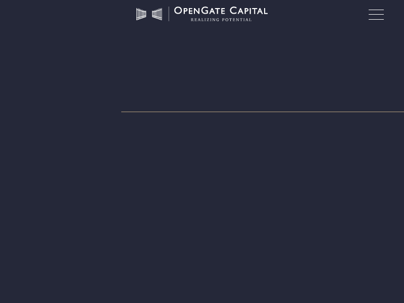 OpenGate Capital