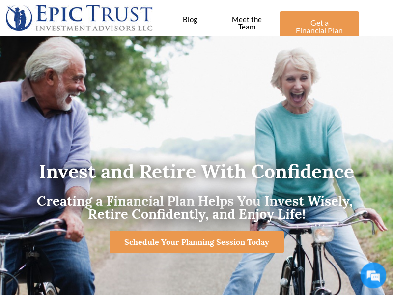 Epic Trust: Invest and Retire with Confidence