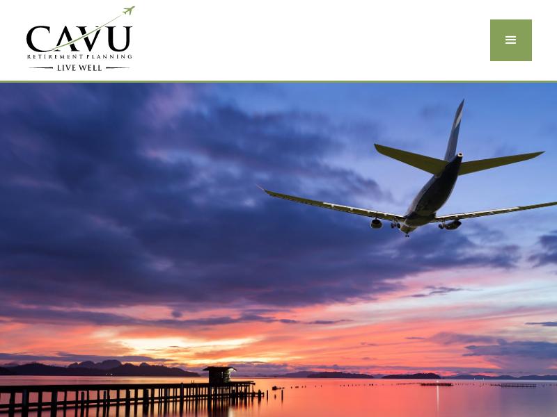 Retirement Planning for Pilots   CAVU