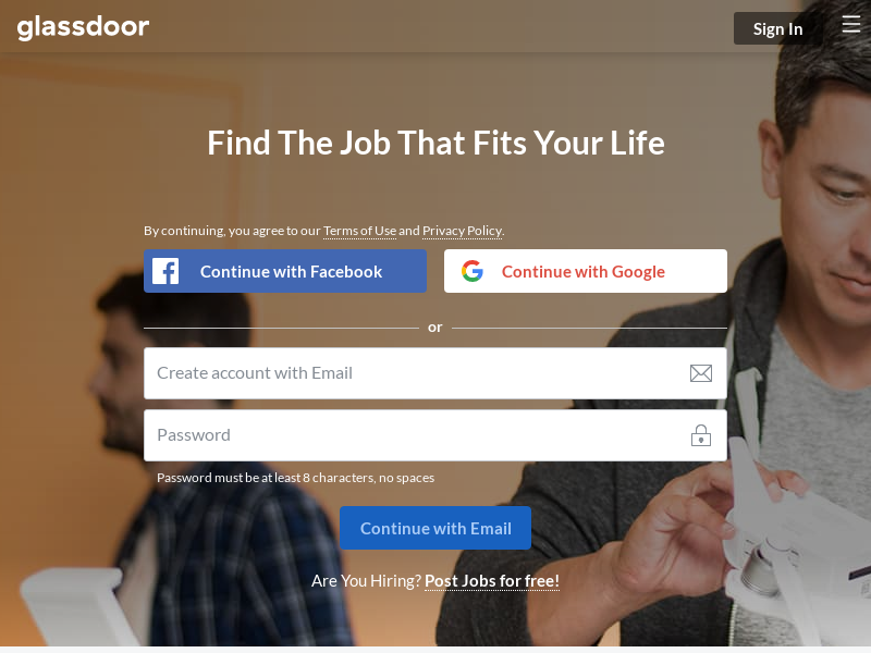 Page Not Found | Glassdoor