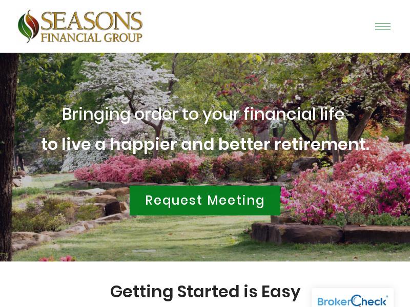 Seasons Financial Group -Tulsa - Financial Planning — Seasons Financial Group