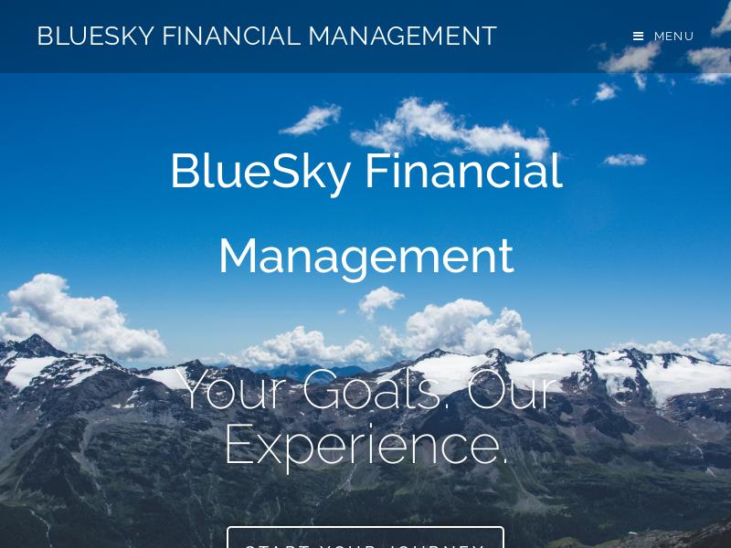 BlueSky Financial Management