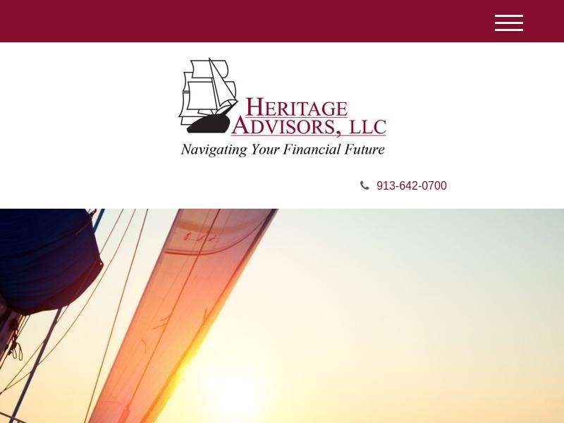 Home | Heritage Advisors, LLC