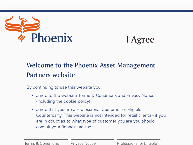 UK Investment Fund | Phoenix UK Fund | Phoenix Asset Management