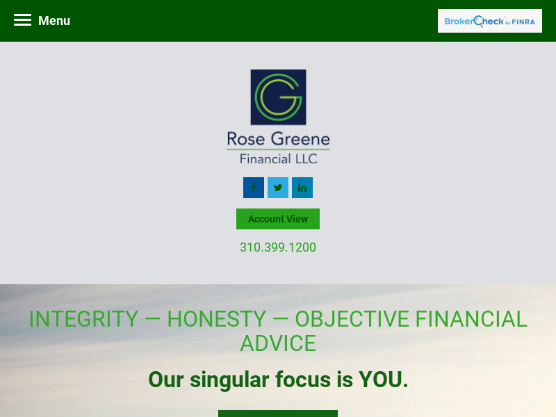 Home | Rose Greene Financial, LLC