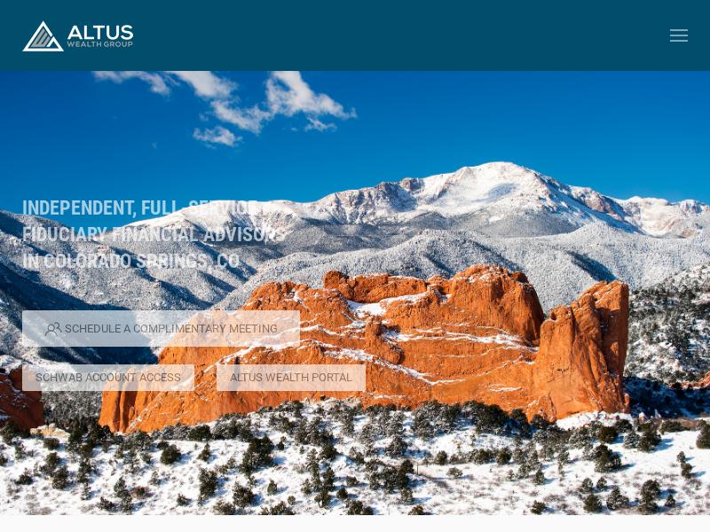 Financial Advisor Colorado Springs - Fiduciary Services