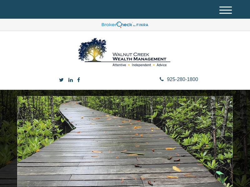 Home | Walnut Creek Wealth Management