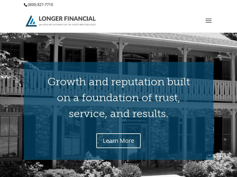 Longer Financial | Longer Financial