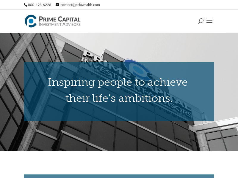 Prime Capital Investment Advisors | Prime Capital Investment Advisors