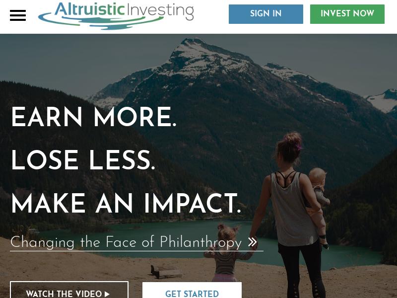 Home - Altruistic Investing, LLC