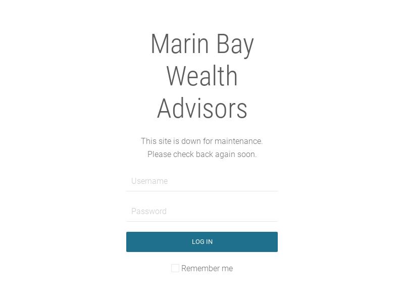 Financial Advisor San Anselmo CA | Marin Bay Wealth Advisors