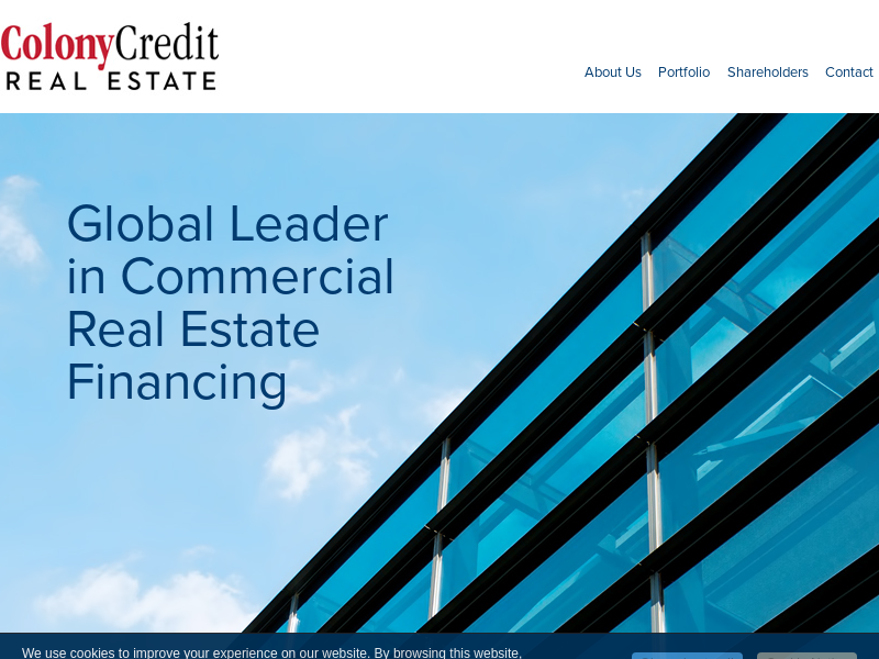 Colony Credit Real Estate