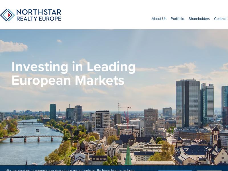 NorthStar Realty Europe