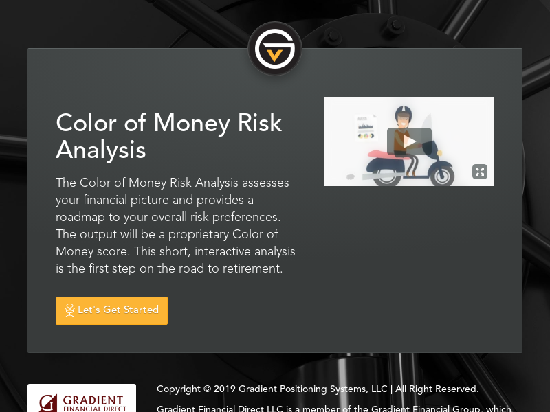 Color of Money Risk Analysis
