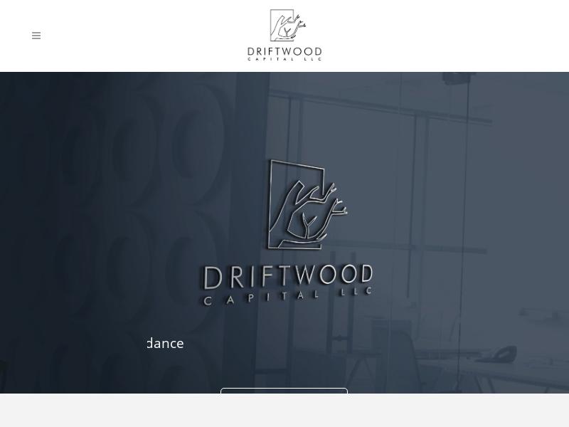 Driftwood Capital LLC   Home