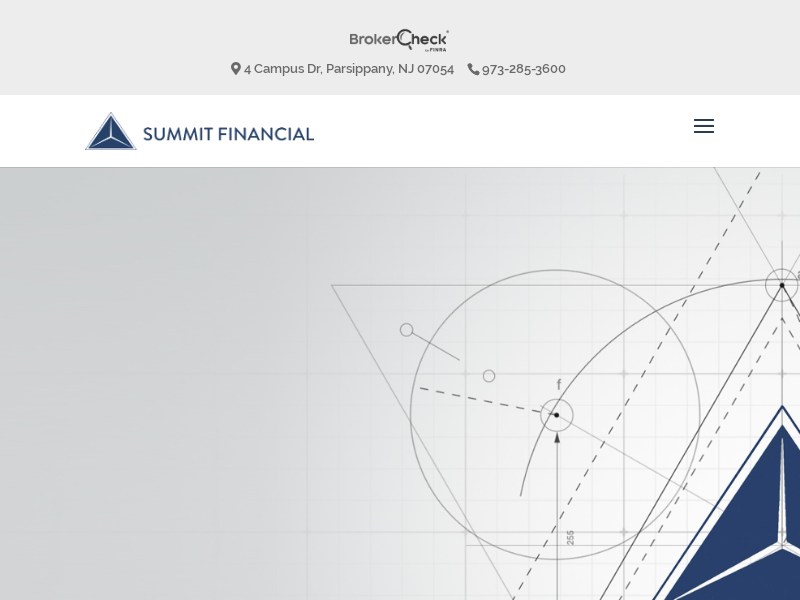 Summit Financial - Wealth Management Firm | 973-285-3600