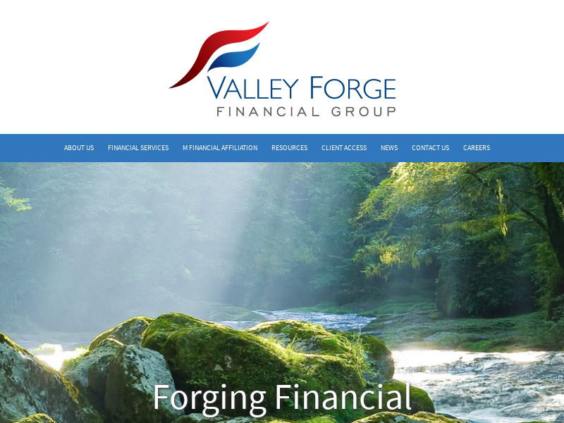 Valley Forge Financial Group – Forging Financial Freedom