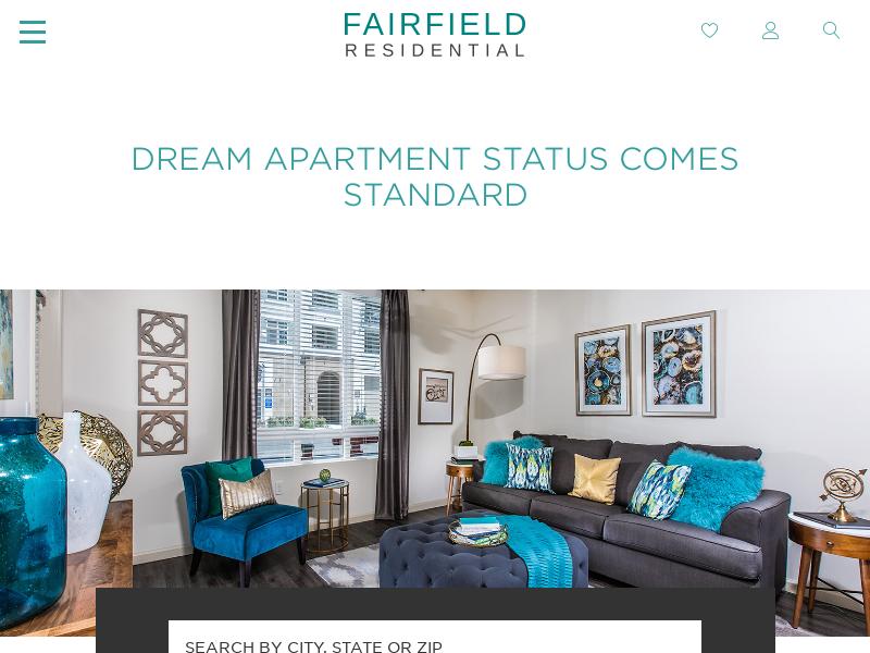 Fairfield Residential: Luxury Rentals & Apartments For Rent | Fairfield Residential
