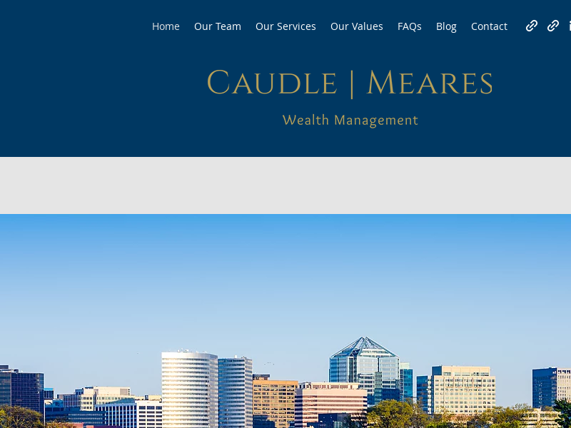Retirement Planning | Caudle Meares Wealth Management | United States