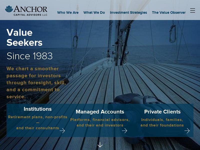 Anchor Capital Advisors LLC