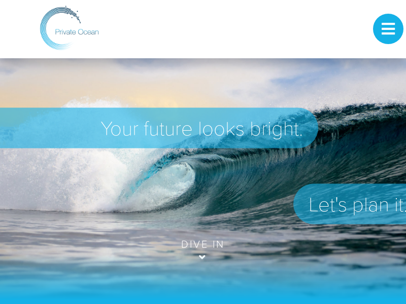 Private Ocean | Financial Planning