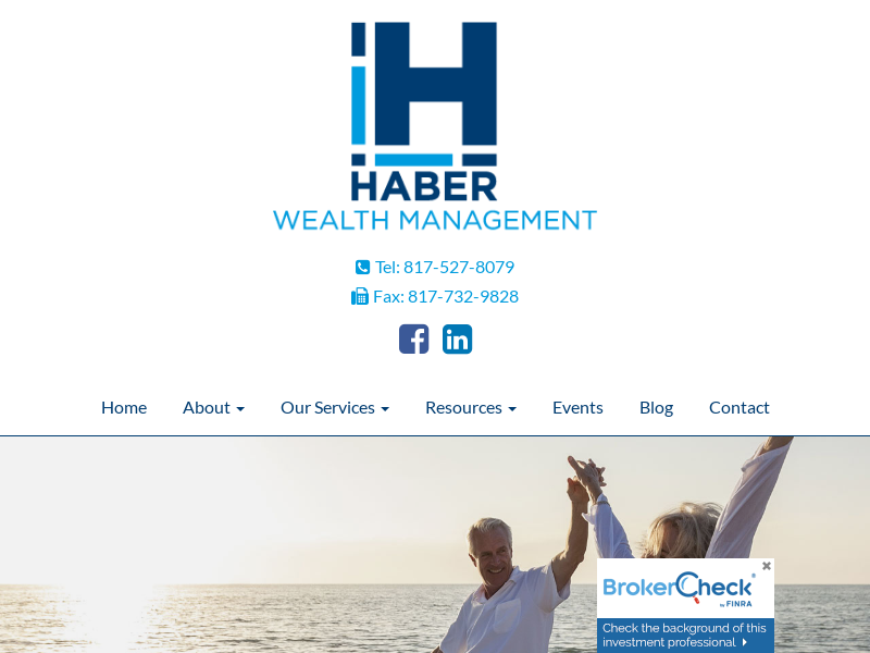 Home | Haber Wealth Management Group