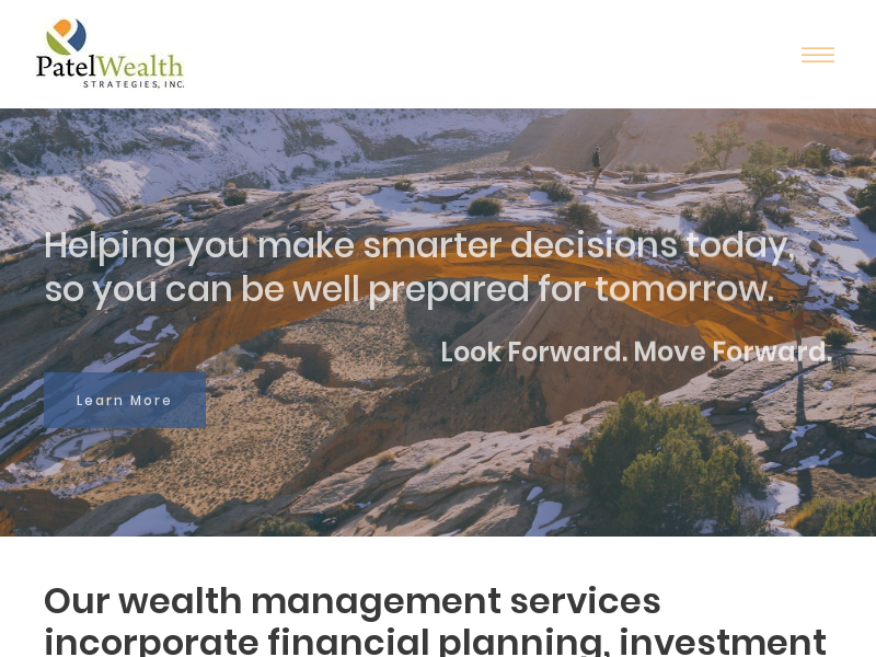 Patel Wealth Strategies, Inc.