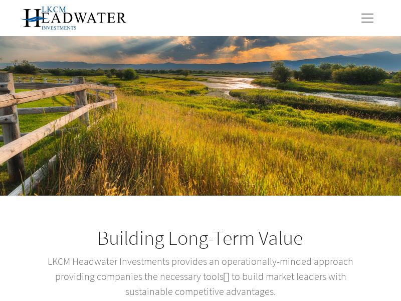 LKCM Headwater Investments