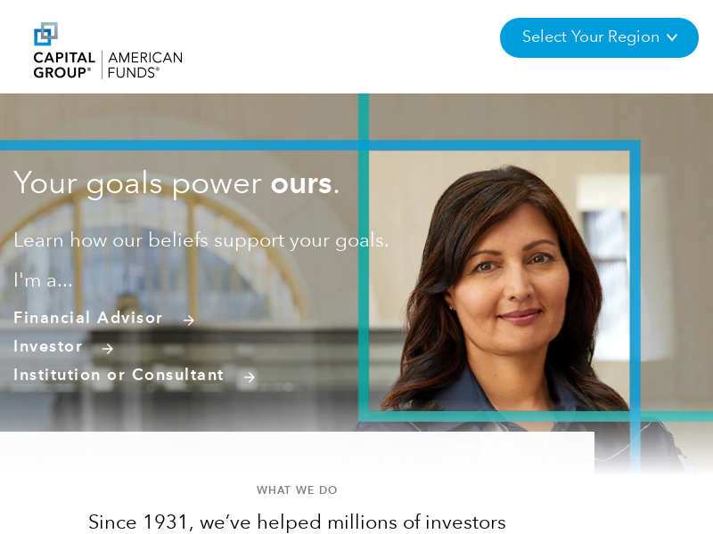Home Page | Capital Group