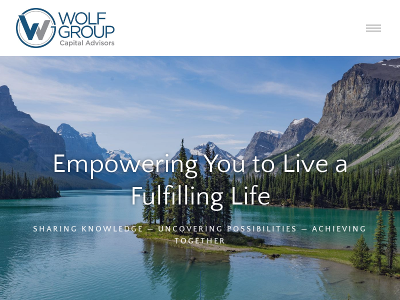 Washington, DC   Financial Advisor — Comprehensive Wealth Management   Fairfax, VA