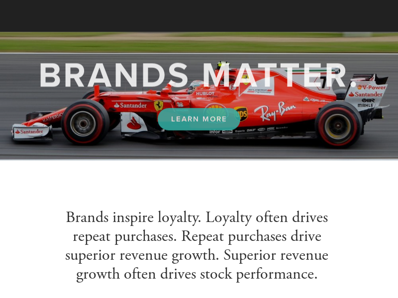Global Brands Matter
