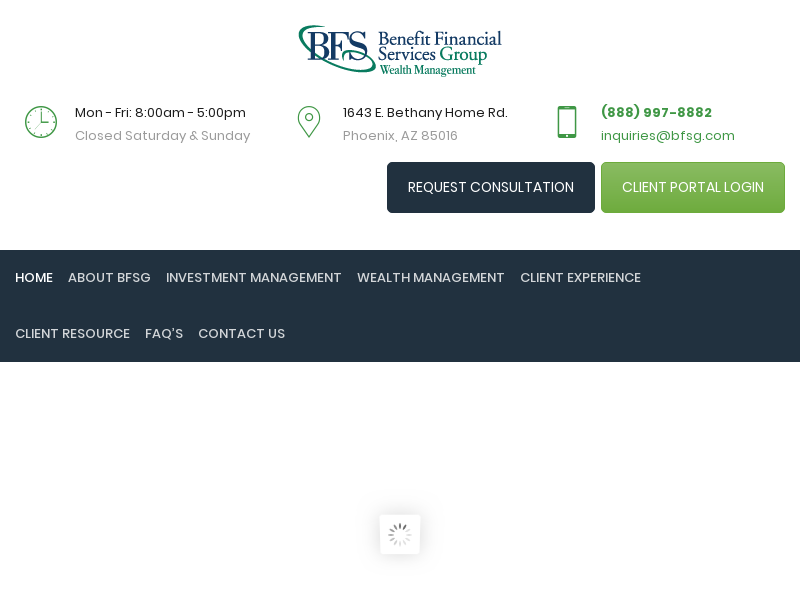 Investment Management-Financial Planning | PACWEST Phoenix