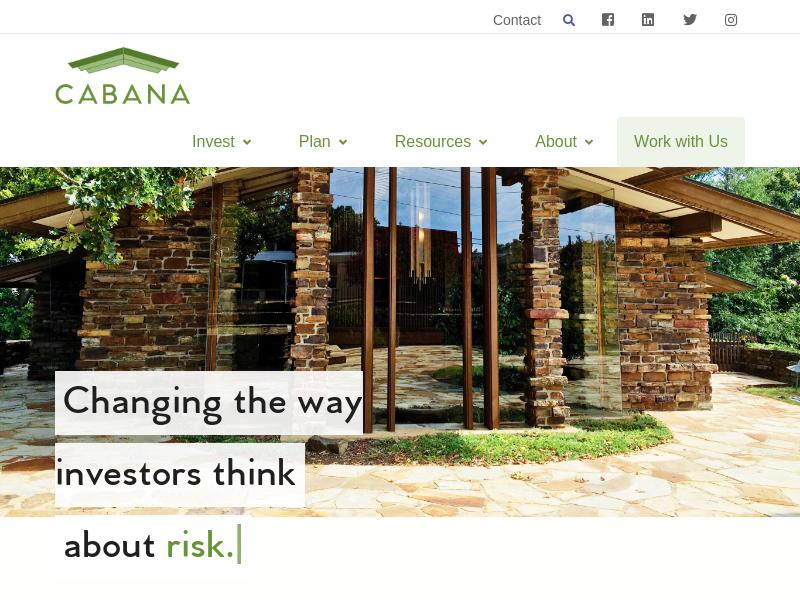 The Cabana Group | Homepage