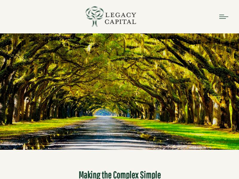 Legacy Capital Group